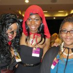 Diversity parties and panels at DragonCon 2018
