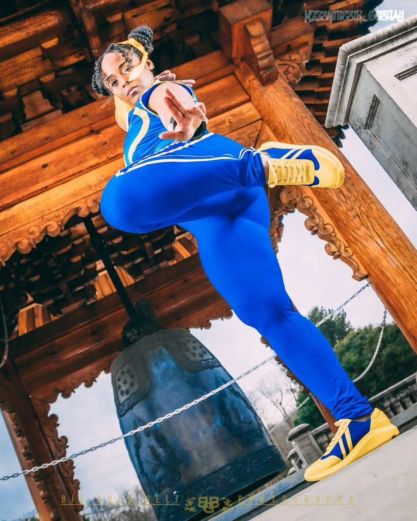 MzzSkittlestr_Cosplay as Chun-Li from Street Fighter